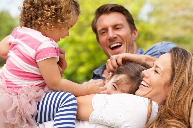 Kuschliger Familienurlaub