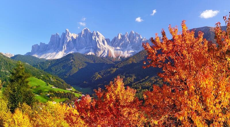 Allerheiligen in den Dolomiten